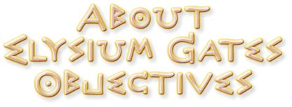 Elysium Gates Objectives Graphic Title