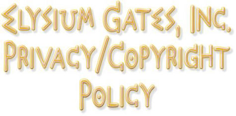 Privacy and copyright title