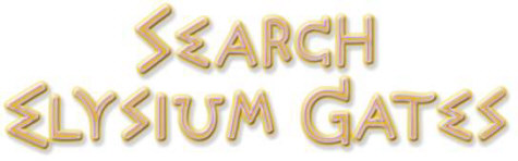 Search Elysium Gates graphic title