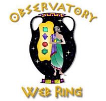observatory Member Web Ring graphic