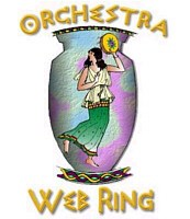 orchestra Member Web Ring graphic