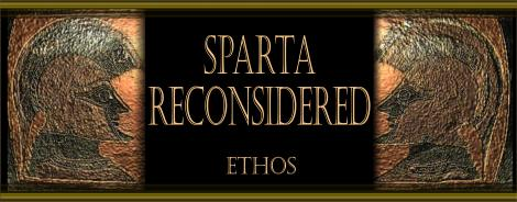 sparta reconsidered spartan ethos among warriors of sparta ethos title